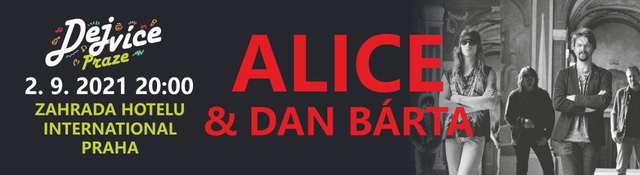 DAN BÁRTA A ALICE
