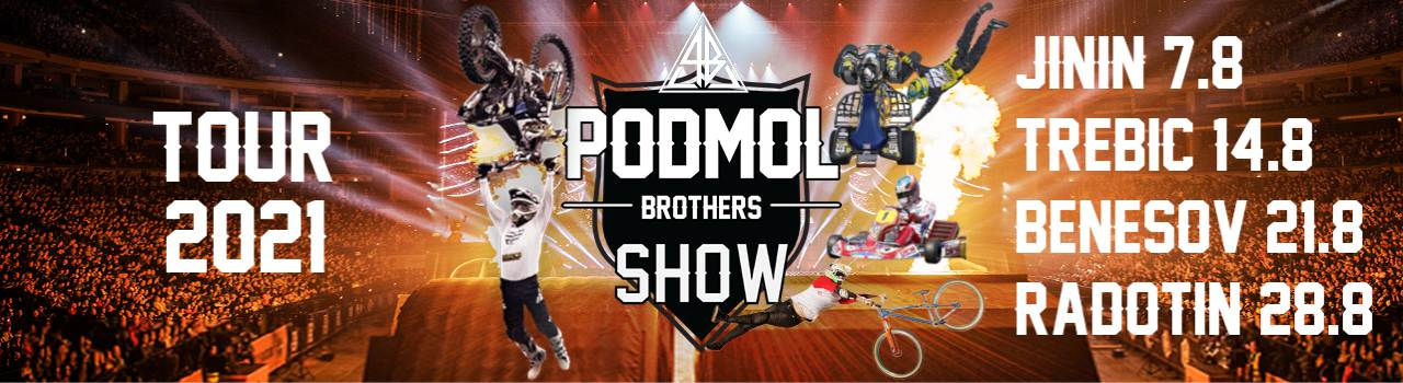 PODMOL Brothers show