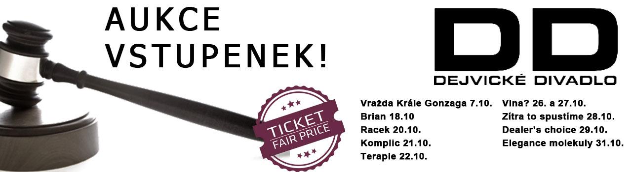 Dejvické Divadlo - Ticketfairp
