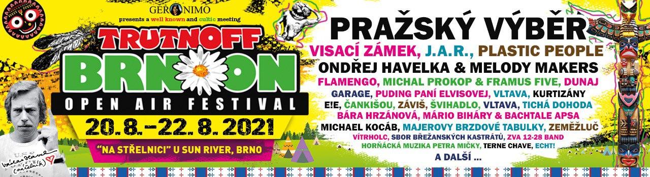 TrutnOFF BrnoON Open Air Festi