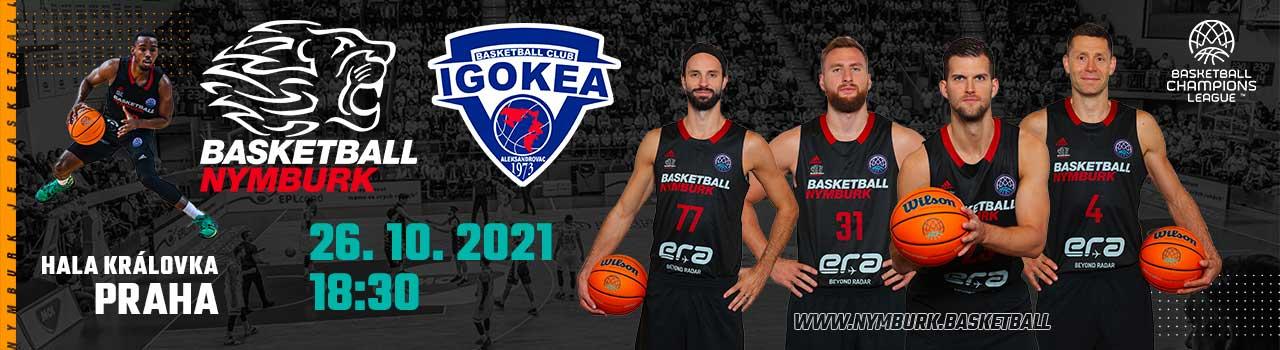ERA Basketball Nymburk - IGOKE