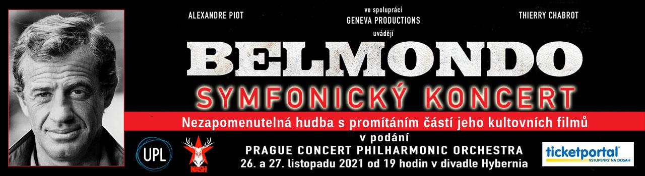 BELMONDO symfonický koncert