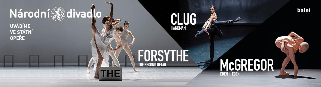 Márodní divadlo - Forsythe-Clu