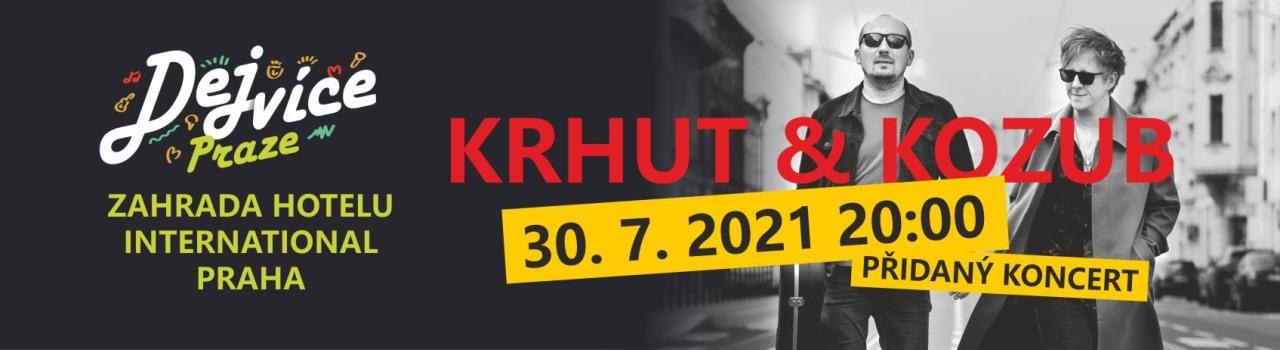 Jiří Krhut & Štěpán Kozub