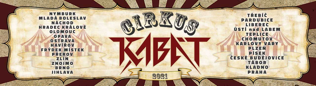 Cirkus Kabát 2021